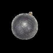 Грузило Шар с одним ухом 10 унций (280гр)