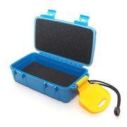 Герметичный контейнер средний синий для эхолота
