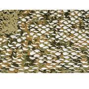 Сеть маскировочная Пейзаж Полынь3D,светло-зеленый, серый, светло-серый, 2,4*3 м