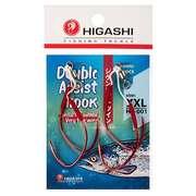 Крючки HIGASHI Double Assist Hook HC-001 XXL