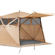 Кухня-шатер HIGASHI Chum Camp Sand