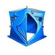 Палатка для зимней рыбалки Higashi Comfort Solo, 150х150х170см