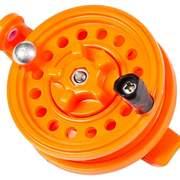 Катушка проводочная Salmo ICE HR, 5.8см, оранжевая