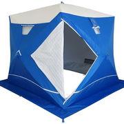Палатка зимняя Куб AT207 180х180х205см