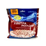 Прикормка Well Baits УЛЬТРАМАРИН Навага-Камбала 250гр, гранулированная