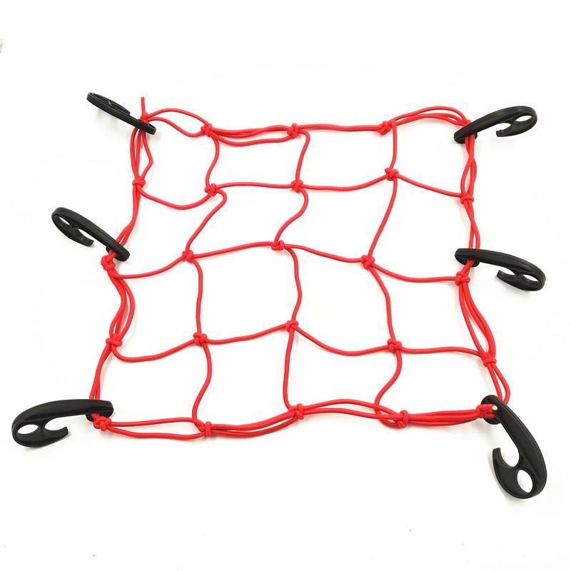 Сетка резиновая для крепления груза 120х80см 4мм
