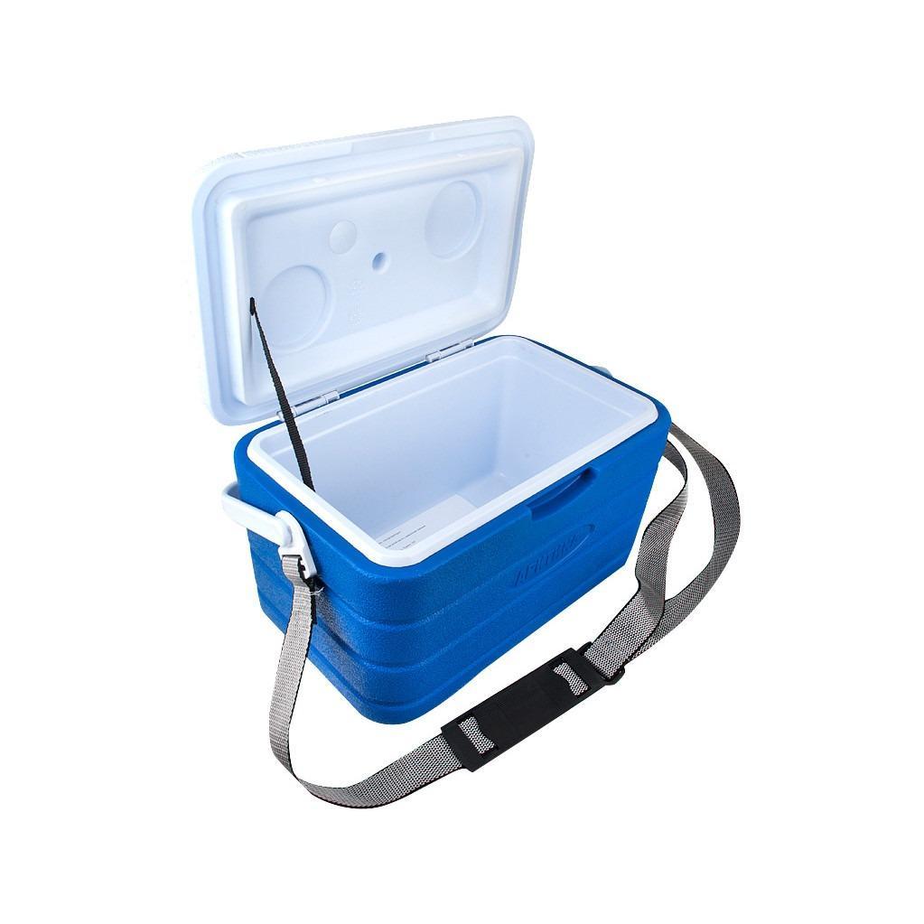 Изотермический контейнер аквамарин Арктика, 10 литров