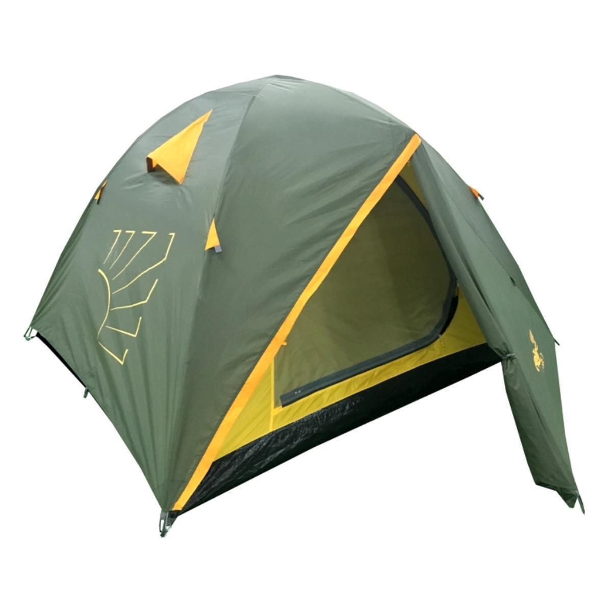 Палатка туристическая летняя BREEZE-3  Helios