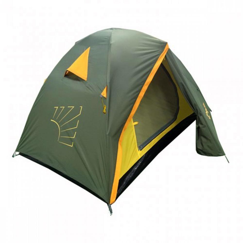 Палатка туристическая летняя BREEZE-2  Helios