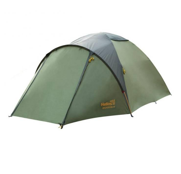 Палатка летняя туристическая MUSSON-2 Helios