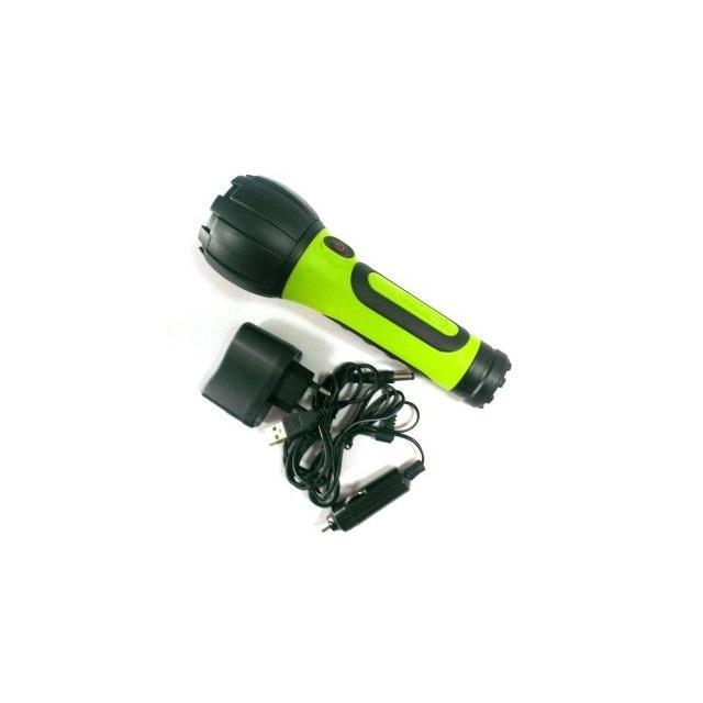 Фонарь светодиодный с аккумулятором ZUKE 1W