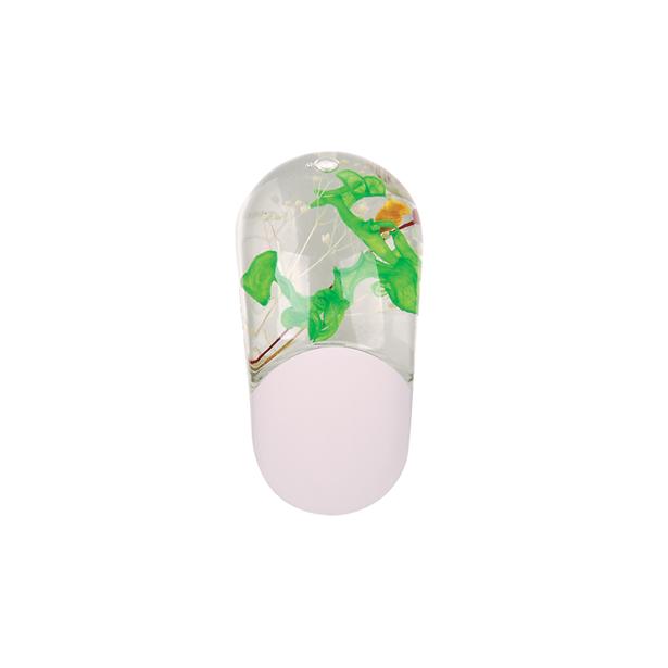 Светильник ночник весна Старт CS-3(C), зеленый блистер