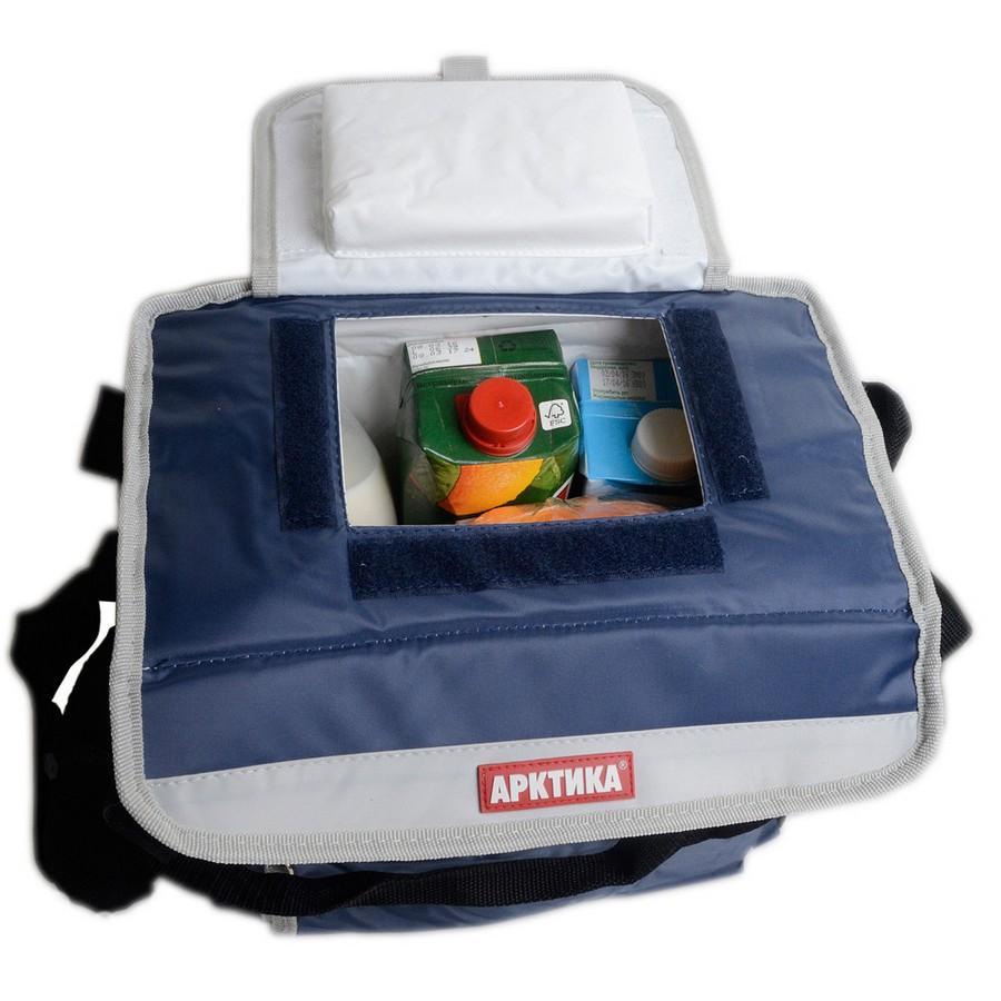 Термо сумка холодильник классическая Арктика, 10 литров