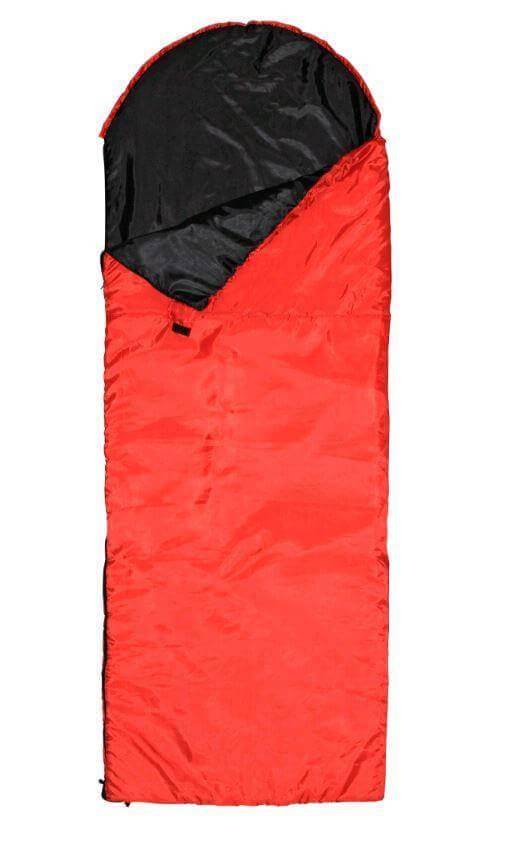 Спальный мешок-одеяло Dreamer 200х35х80см (от +5 до +20С), красный