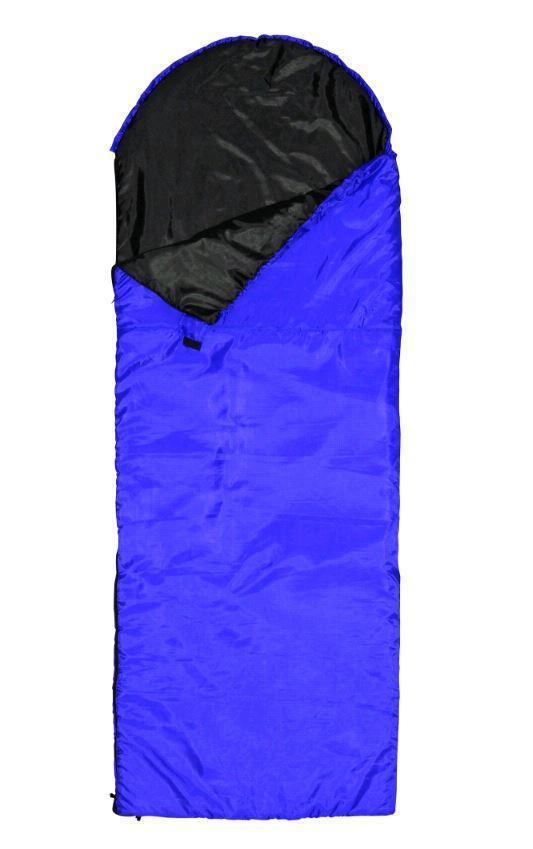 Спальный мешок-одеяло Dreamer 200х35х80см (от +5 до +20С), синий